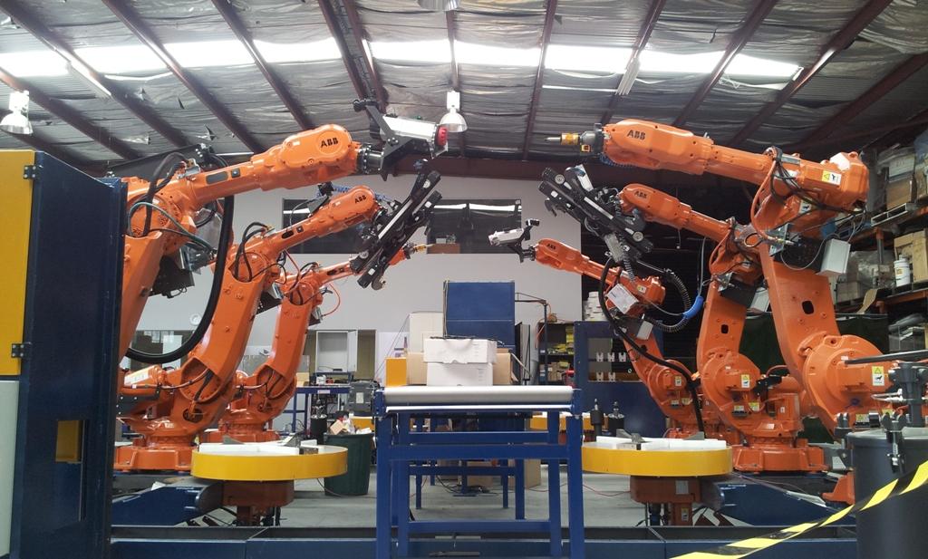 6 Robot Setup