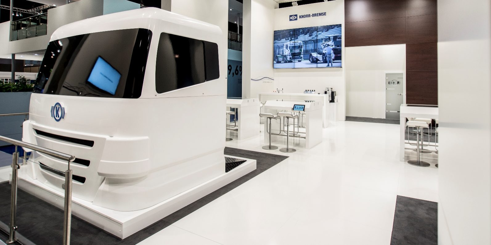 Knorr Bremse – Automechanika 2014